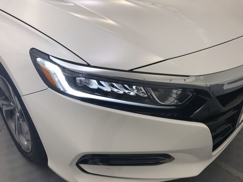 2018 Honda Accord Sedan EX-L CVT - 17535642 - 14