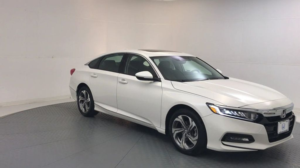 2018 Honda Accord Sedan EX-L CVT - 17535642 - 1