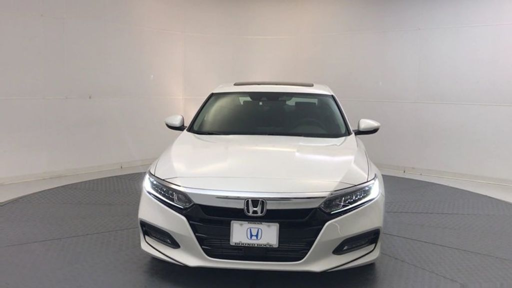 2018 Honda Accord Sedan EX-L CVT - 17535642 - 2