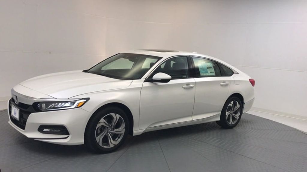 2018 Honda Accord Sedan EX-L CVT - 17535642 - 3