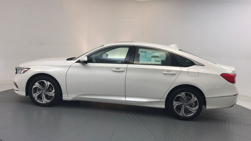 2018 Honda Accord Sedan EX-L CVT - 17535642 - 4