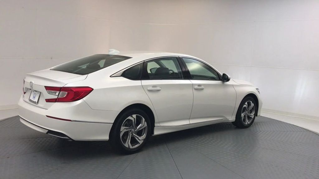 2018 Honda Accord Sedan EX-L CVT - 17535642 - 7
