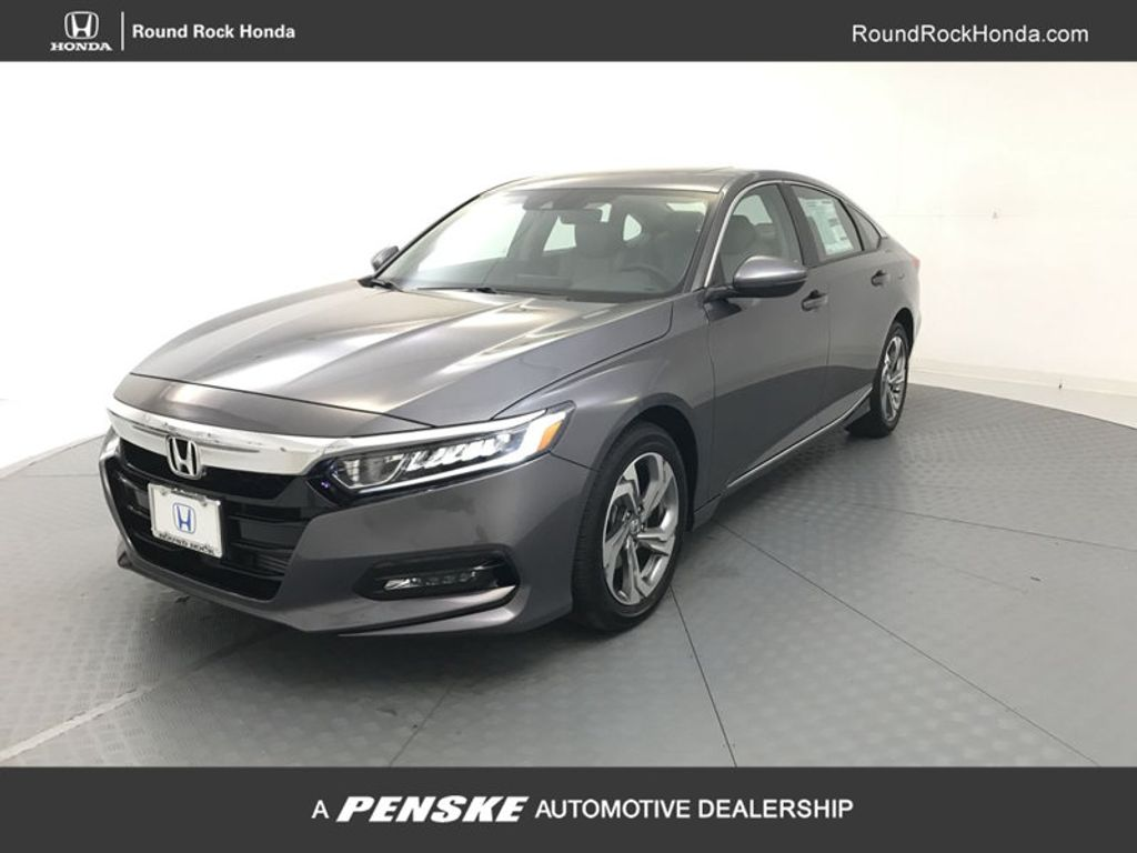 2018 Honda Accord Sedan EX-L CVT - 17549401 - 0