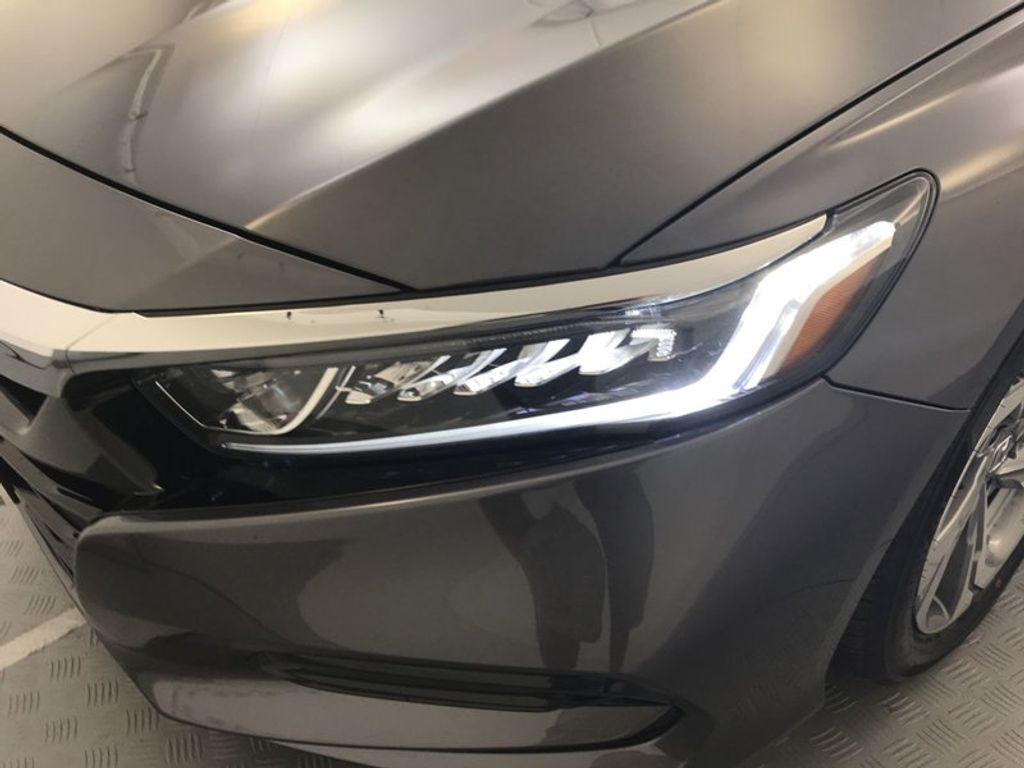 2018 Honda Accord Sedan EX-L CVT - 17549401 - 9