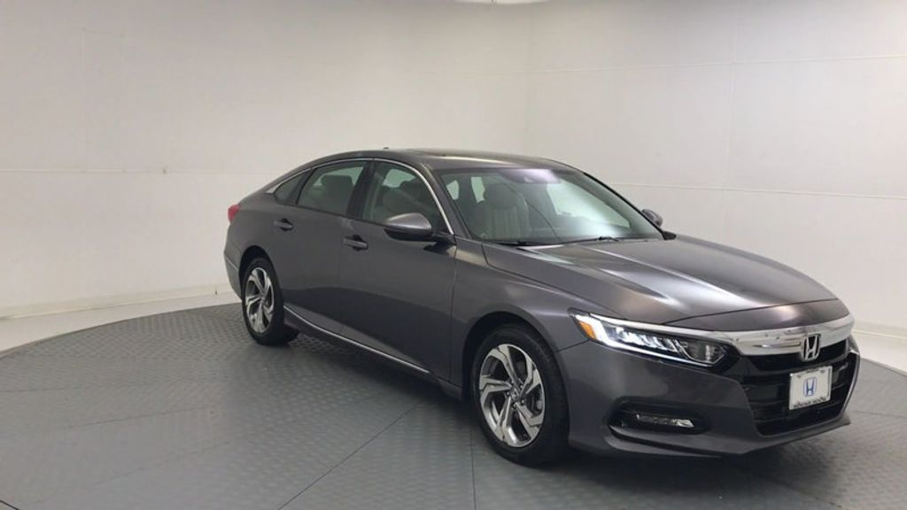 2018 Honda Accord Sedan EX-L CVT - 17549401 - 1