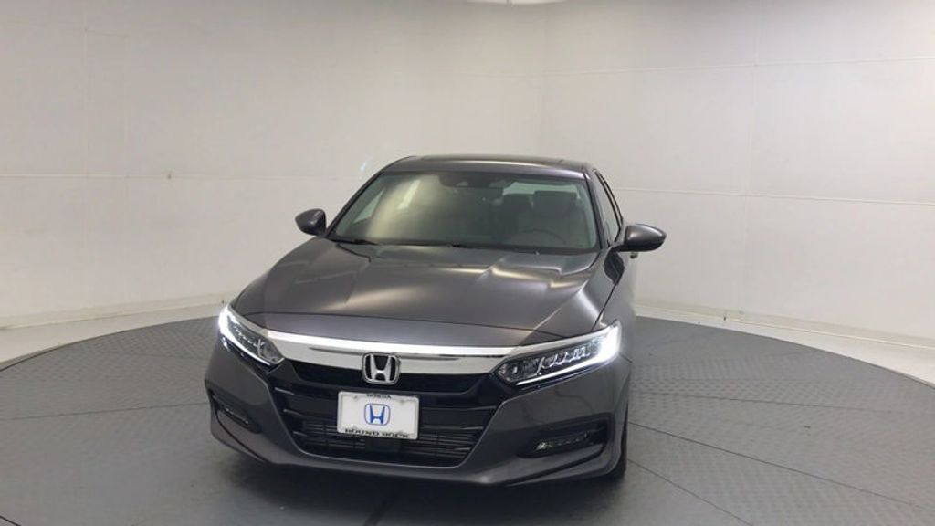 2018 Honda Accord Sedan EX-L CVT - 17549401 - 2