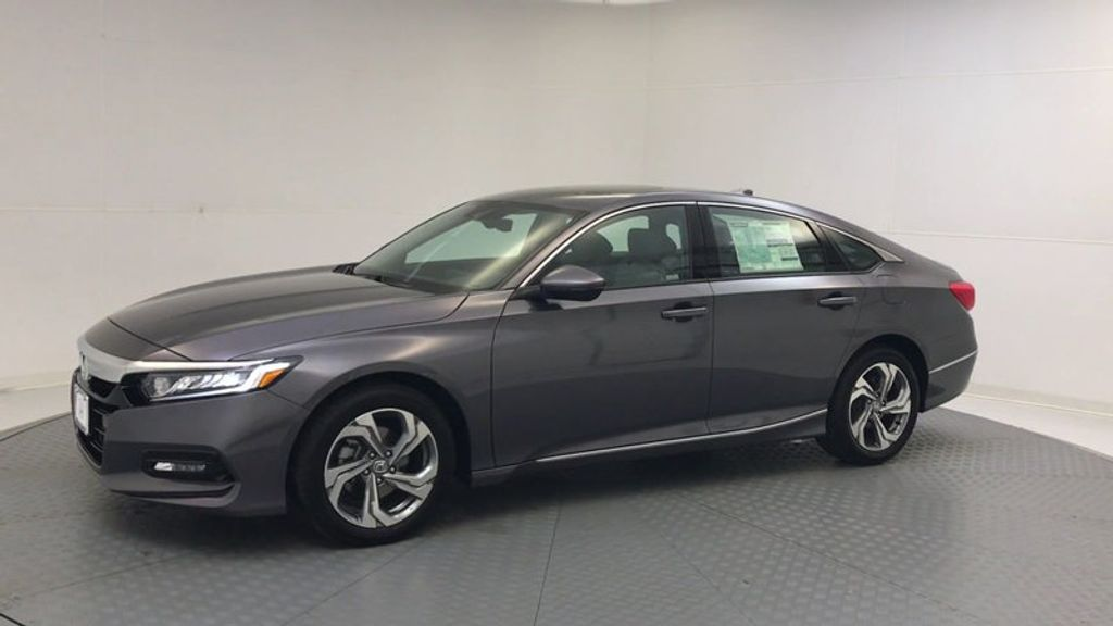 2018 Honda Accord Sedan EX-L CVT - 17549401 - 3