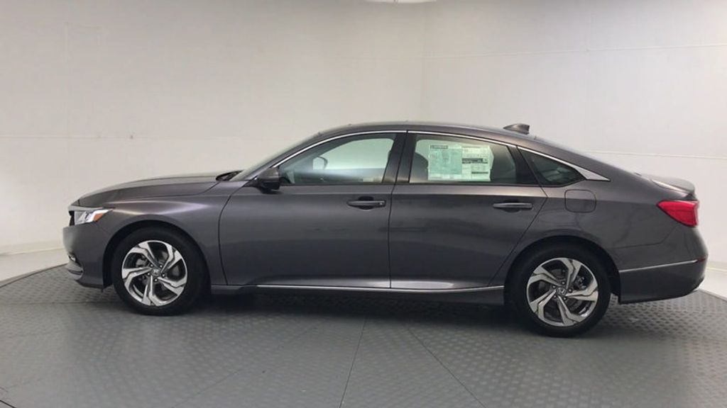 2018 Honda Accord Sedan EX-L CVT - 17549401 - 4