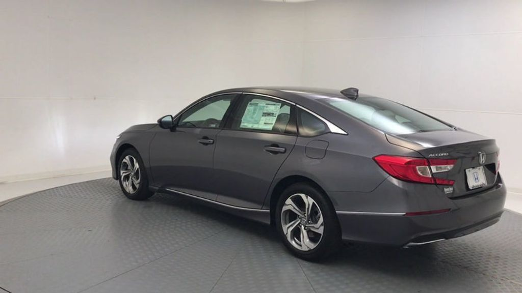 2018 Honda Accord Sedan EX-L CVT - 17549401 - 5