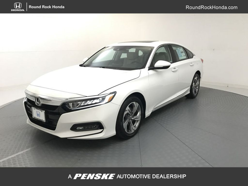 2018 Honda Accord Sedan EX-L CVT - 17776171 - 0