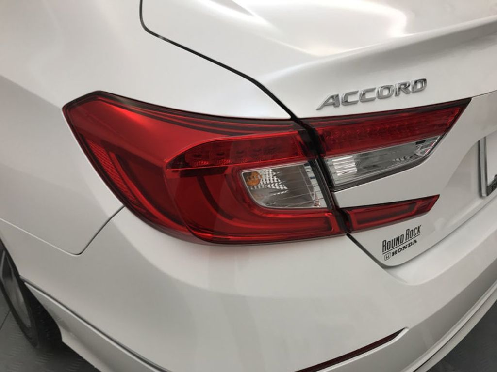 2018 Honda Accord Sedan EX-L CVT - 17776171 - 11
