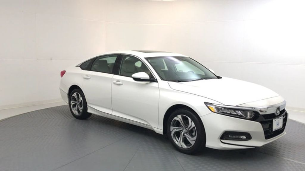 2018 Honda Accord Sedan EX-L CVT - 17776171 - 1