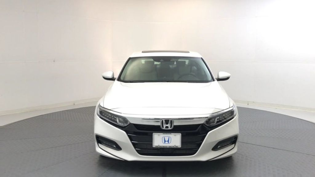 2018 Honda Accord Sedan EX-L CVT - 17776171 - 2