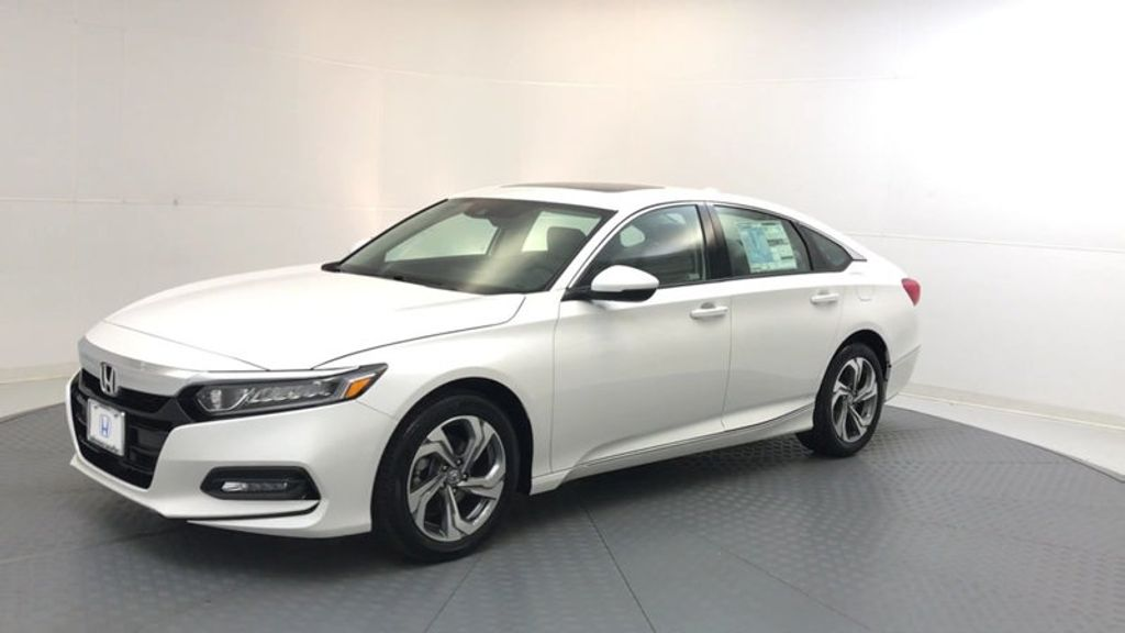 2018 Honda Accord Sedan EX-L CVT - 17776171 - 3