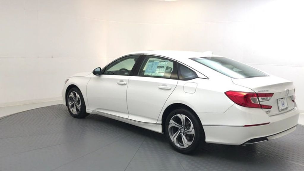 2018 Honda Accord Sedan EX-L CVT - 17776171 - 5