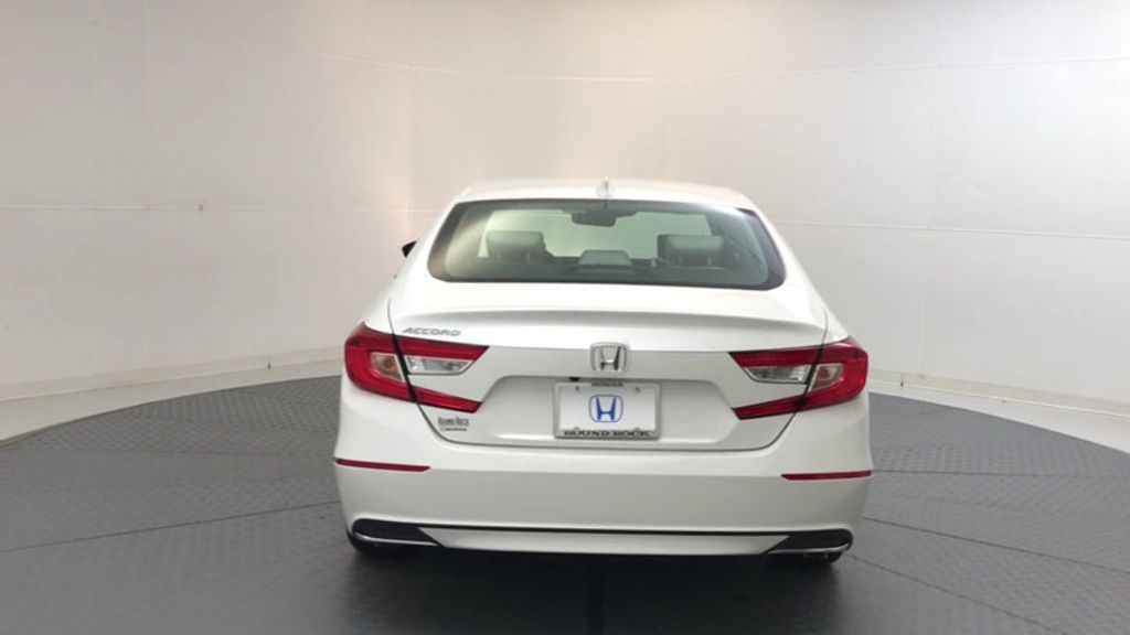 2018 Honda Accord Sedan EX-L CVT - 17776171 - 6