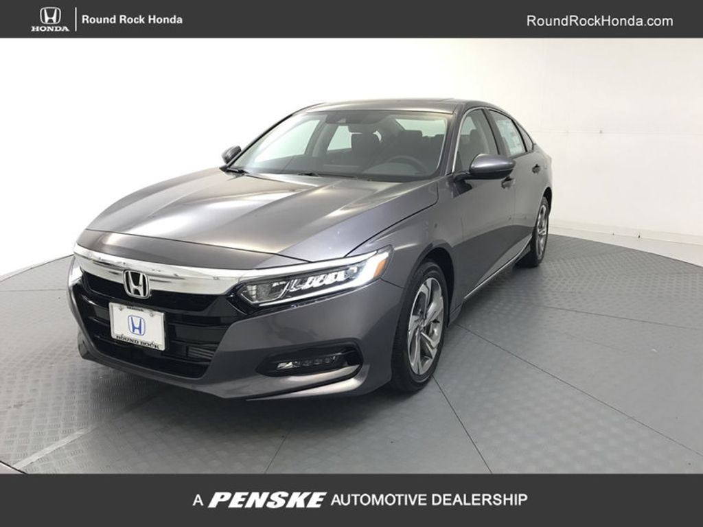 2018 Honda Accord Sedan EX-L CVT - 17812266 - 0