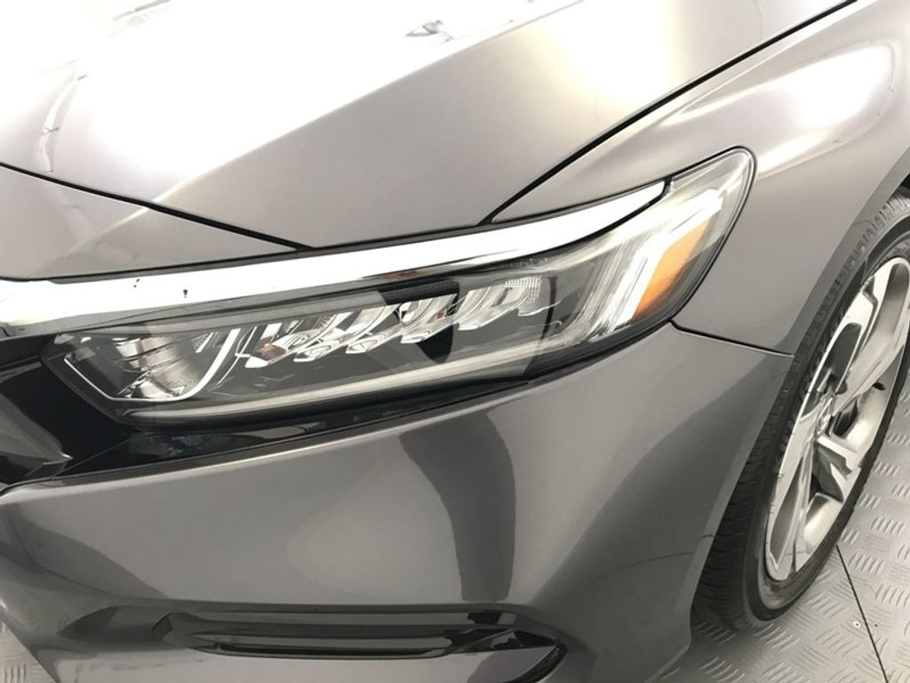 2018 Honda Accord Sedan EX-L CVT - 17812266 - 9