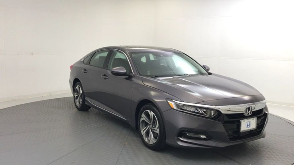 2018 Honda Accord Sedan EX-L CVT - 17812266 - 1