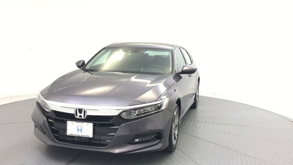 2018 Honda Accord Sedan EX-L CVT - 17812266 - 2