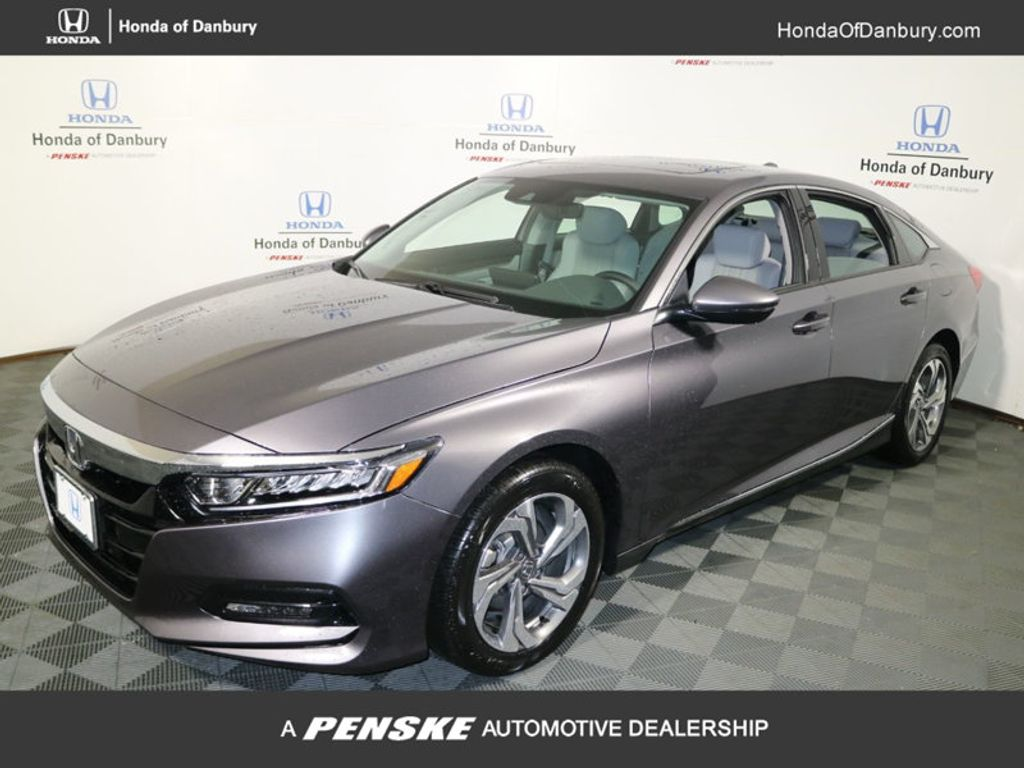 2018 Honda Accord Sedan EX-L Navi 2.0T Automatic - 17285125 - 0