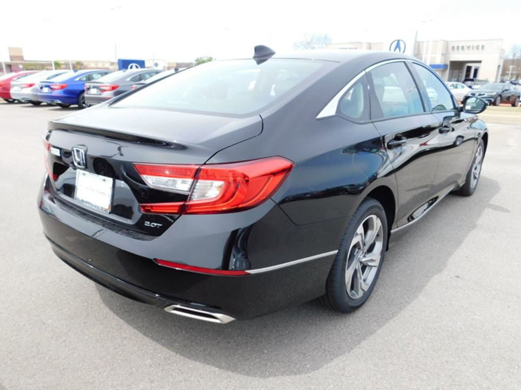 2018 Honda Accord Sedan EX-L Navi 2.0T Automatic - 17512054 - 2