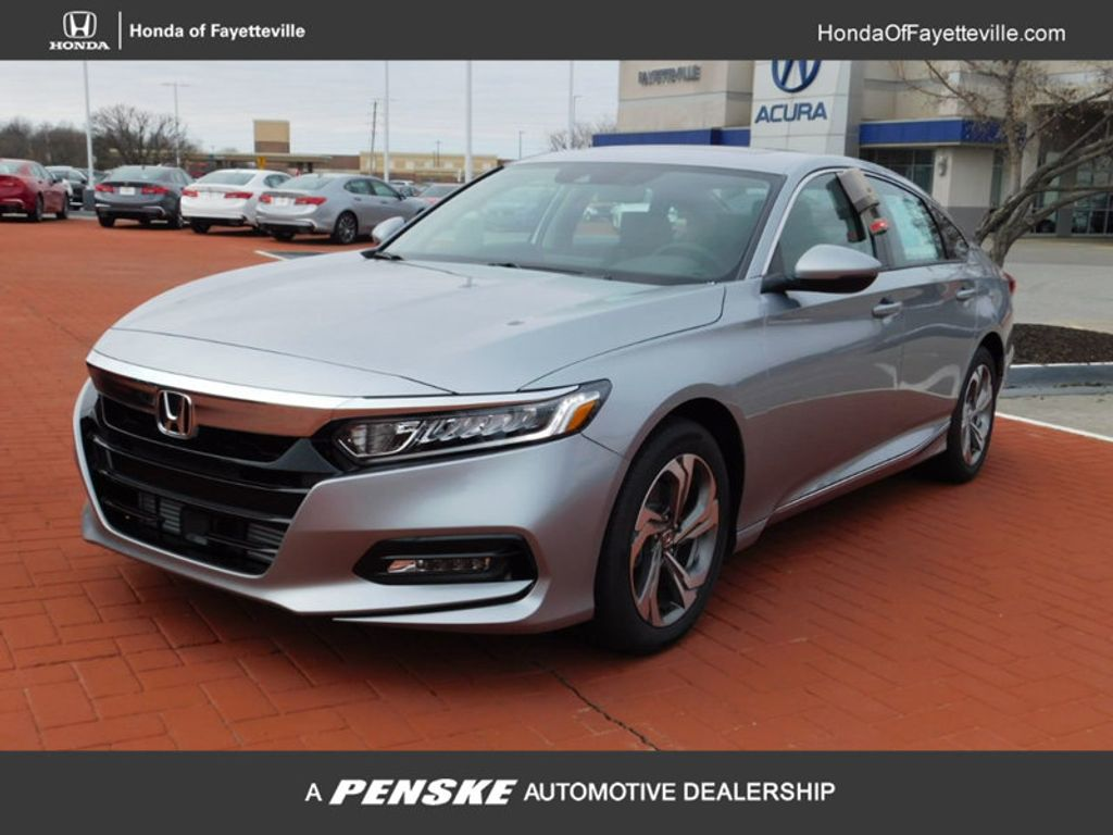 2018 Honda Accord Sedan EX-L Navi CVT - 17167043 - 0
