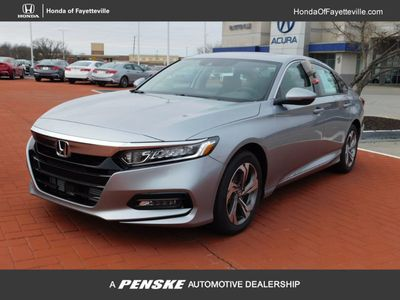 New 2018 Honda Accord Sedan EX-L Navi CVT