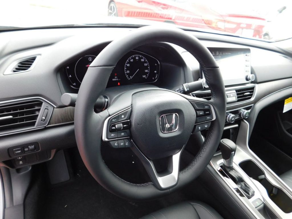 2018 Honda Accord Sedan EX-L Navi CVT - 17167043 - 12