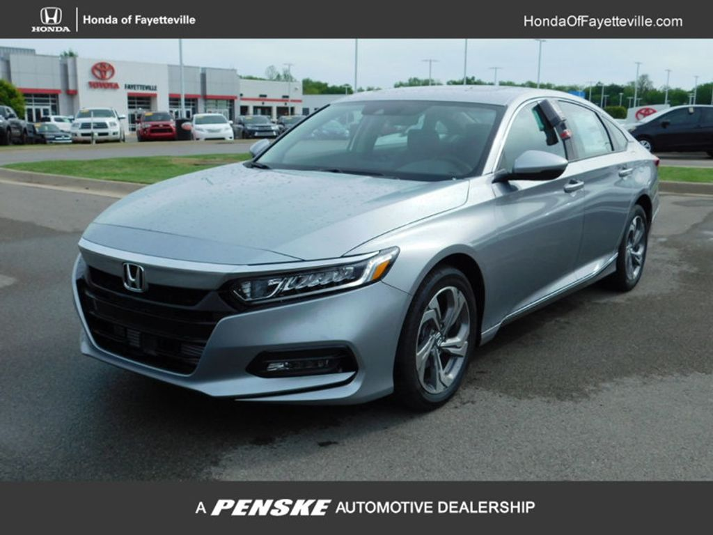 Dealer Video - 2018 Honda Accord Sedan EX-L Navi CVT - 17665101