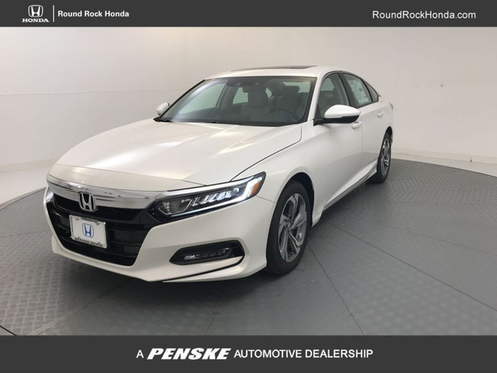 2018 Honda Accord Sedan EX-L Navi CVT - 17576071 - 0