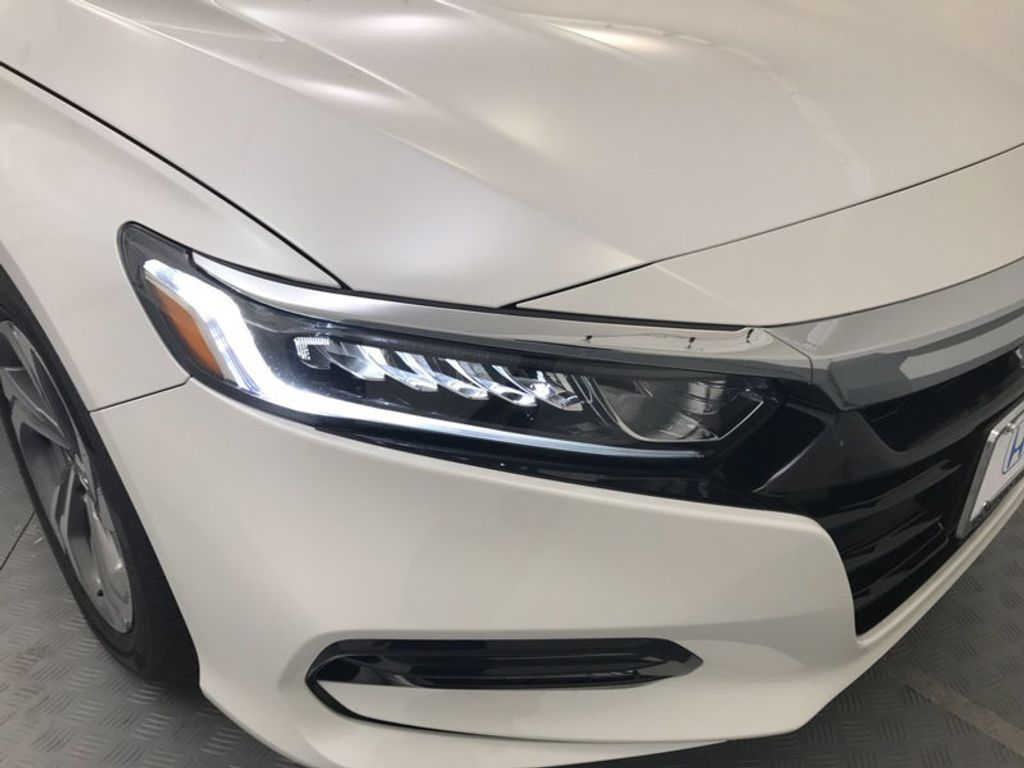 2018 Honda Accord Sedan EX-L Navi CVT - 17576071 - 14