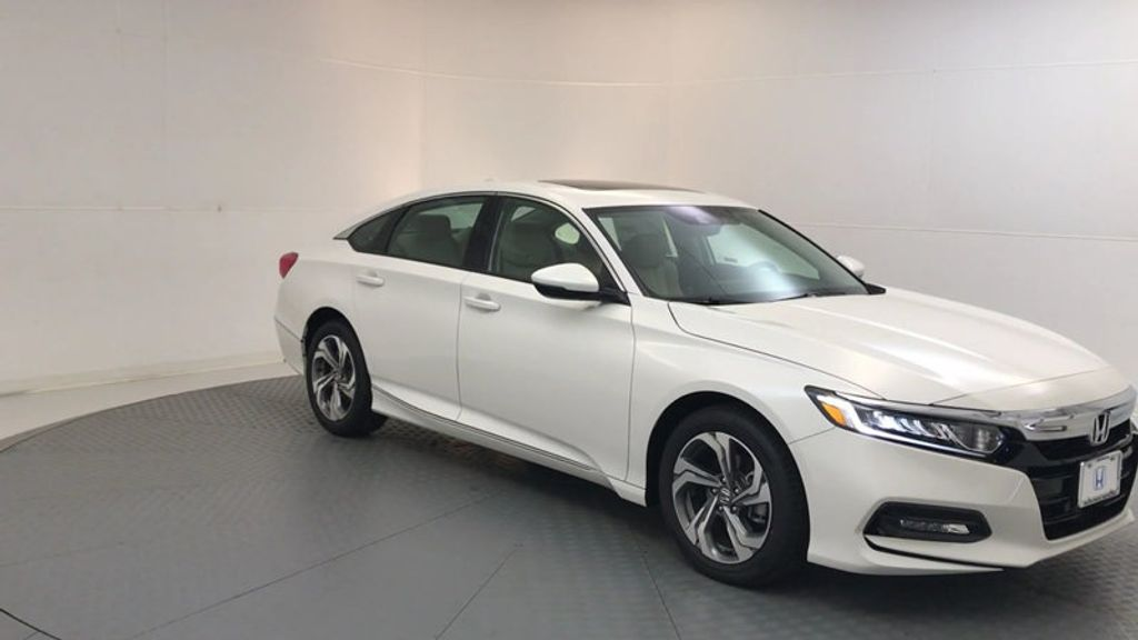 2018 Honda Accord Sedan EX-L Navi CVT - 17576071 - 1