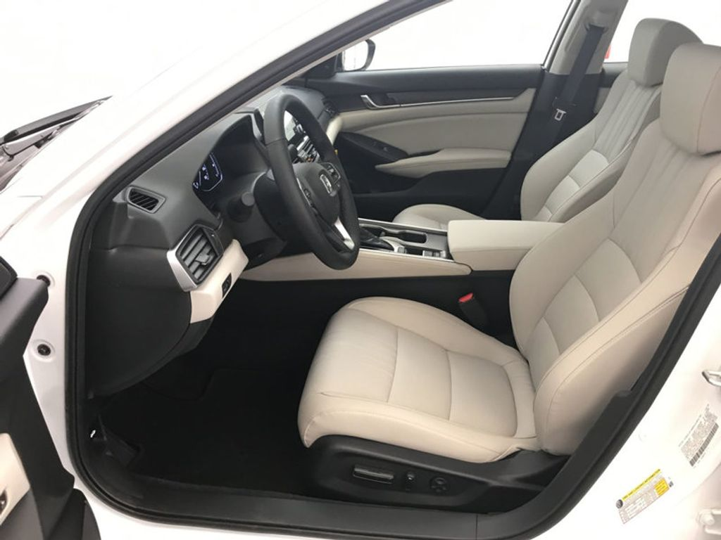 2018 Honda Accord Sedan EX-L Navi CVT - 17576071 - 19