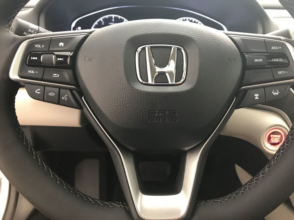2018 Honda Accord Sedan EX-L Navi CVT - 17576071 - 31