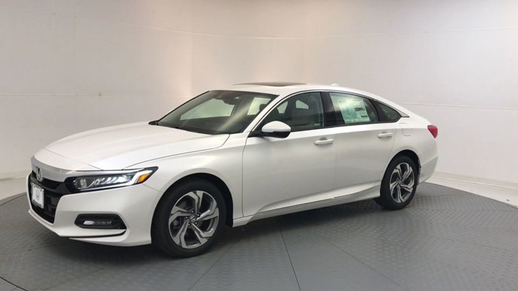 2018 Honda Accord Sedan EX-L Navi CVT - 17576071 - 3