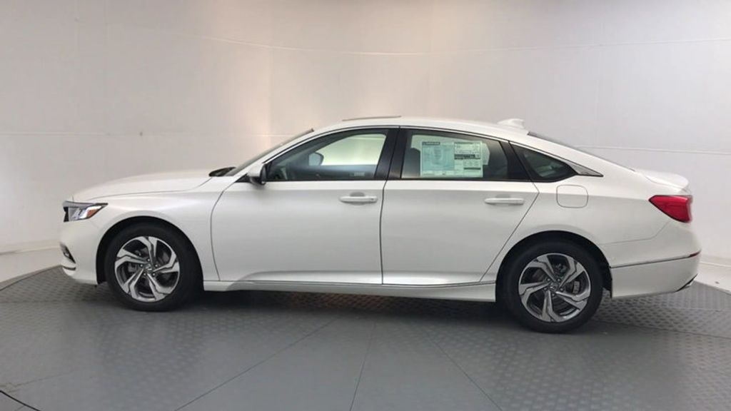2018 Honda Accord Sedan EX-L Navi CVT - 17576071 - 4