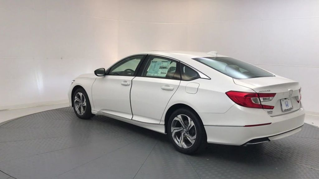 2018 Honda Accord Sedan EX-L Navi CVT - 17576071 - 5