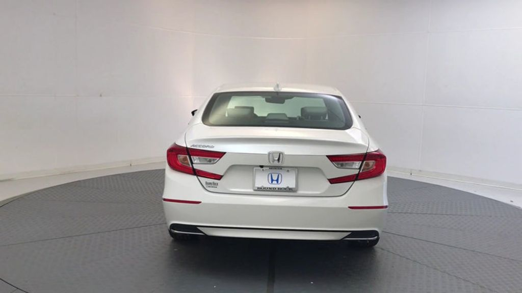 2018 Honda Accord Sedan EX-L Navi CVT - 17576071 - 6