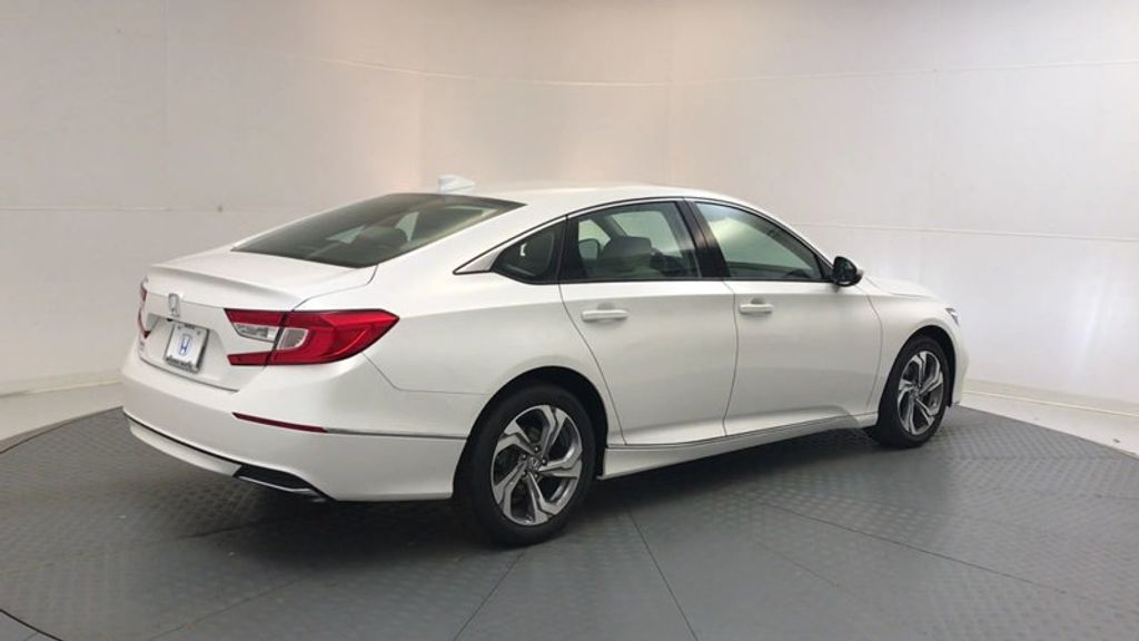 2018 Honda Accord Sedan EX-L Navi CVT - 17576071 - 7