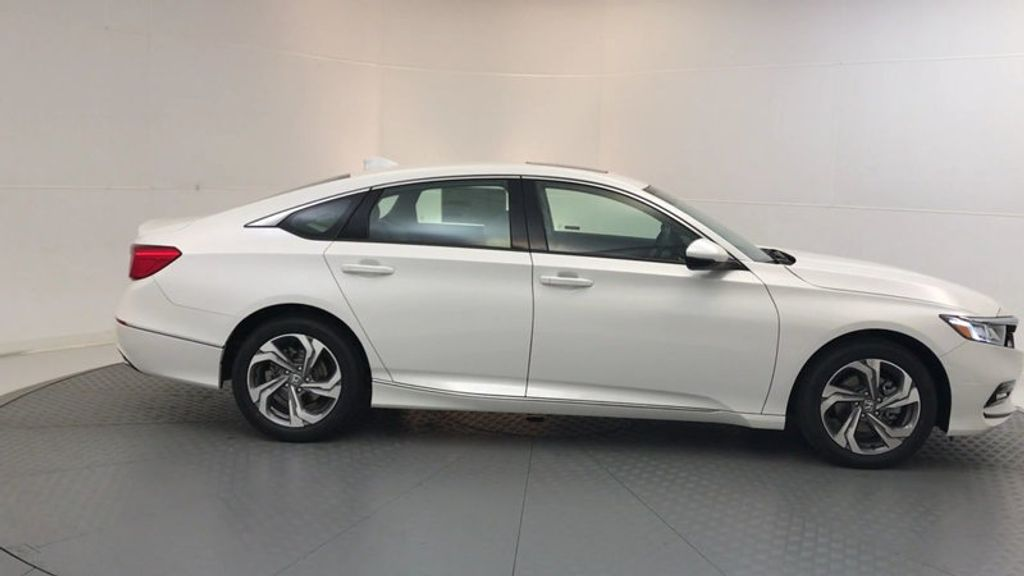 2018 Honda Accord Sedan EX-L Navi CVT - 17576071 - 8