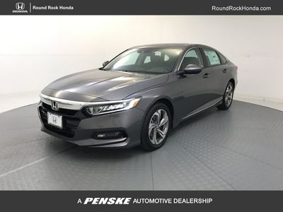 2018 Honda Accord Sedan EX-L Navi CVT Sedan