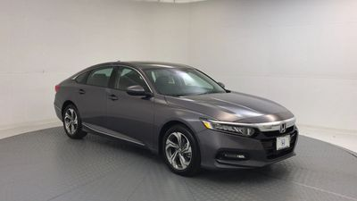 2018 Honda Accord Sedan EX-L Navi CVT Sedan - Click to see full-size photo viewer