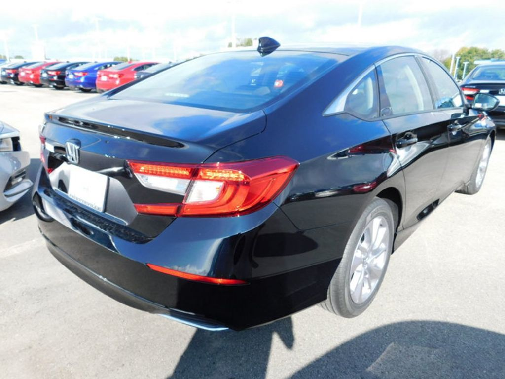 2018 Honda Accord Sedan LX 1.5T CVT Sedan - 18132016 - 2