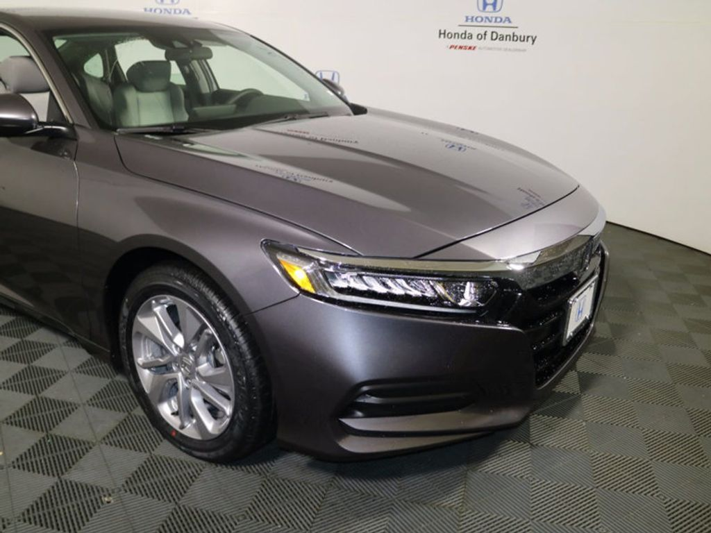 2018 new honda accord sedan lx cvt at penske tristate. Black Bedroom Furniture Sets. Home Design Ideas