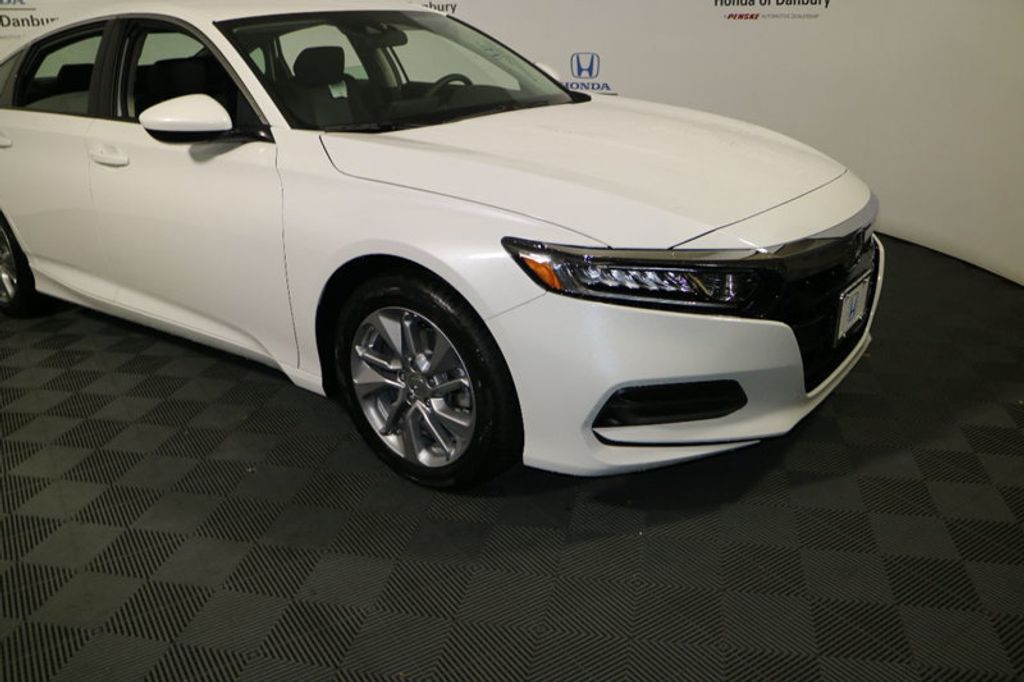 2018 Honda Accord Sedan LX CVT - 17151065 - 1