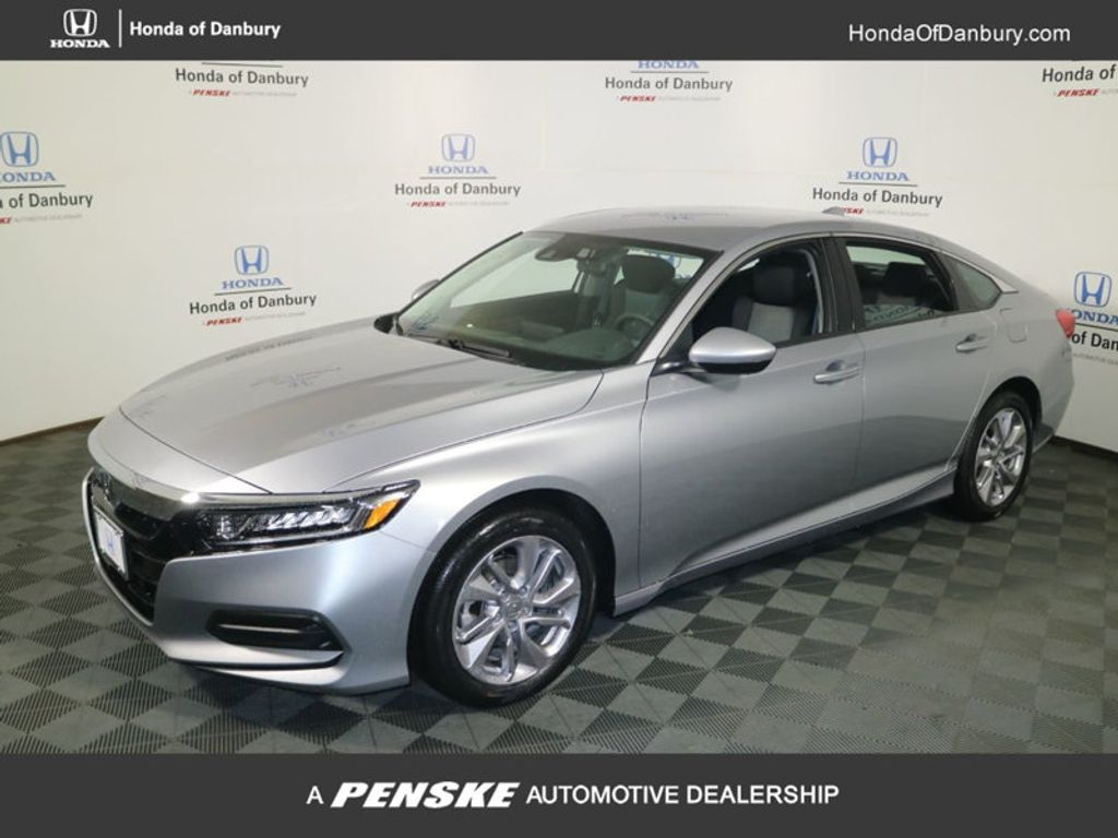 2018 Honda Accord Sedan LX CVT - 17233225 - 0