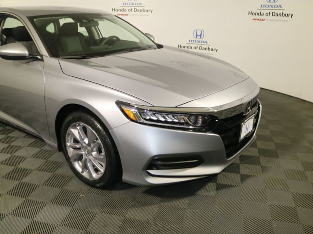 2018 Honda Accord Sedan LX CVT - 17233225 - 1