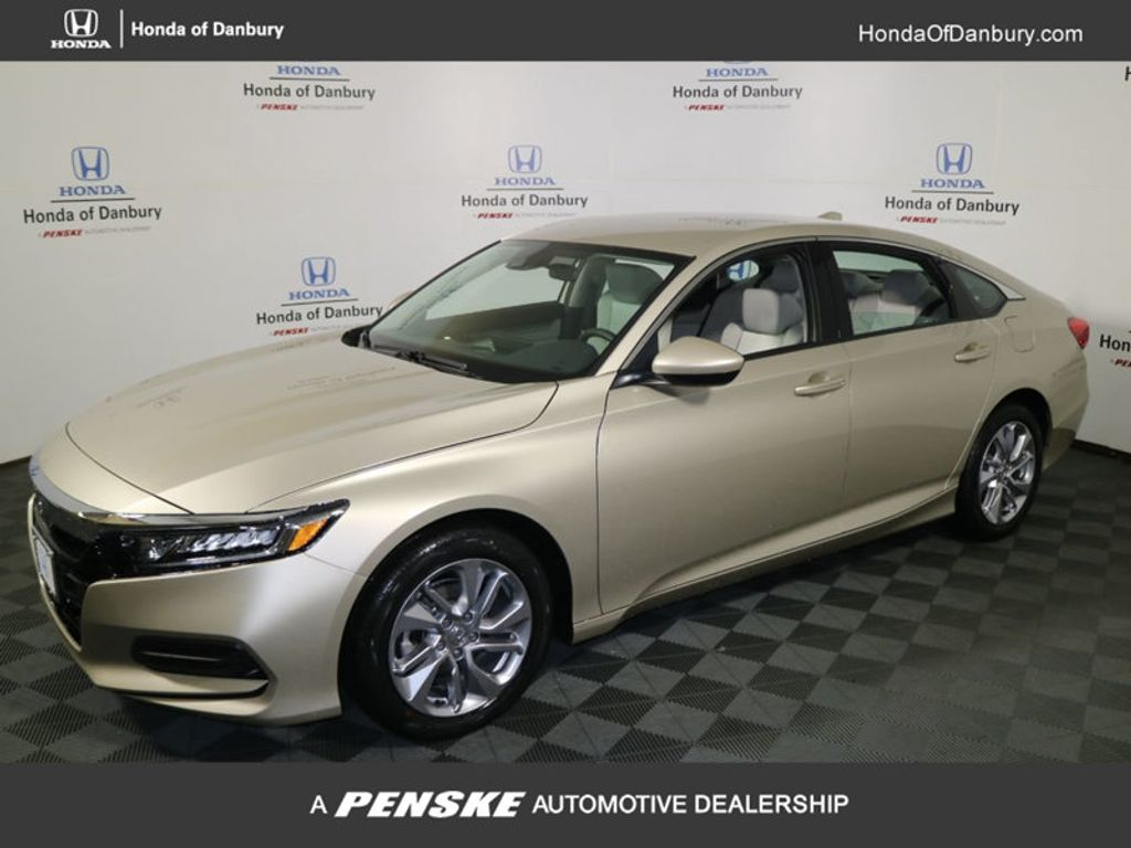 2018 Honda Accord Sedan LX CVT - 17432369 - 0