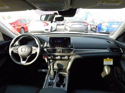 2018 Honda Accord Sedan LX CVT - Click to see full-size photo viewer